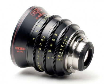 Zoom Red 18-50 T.3