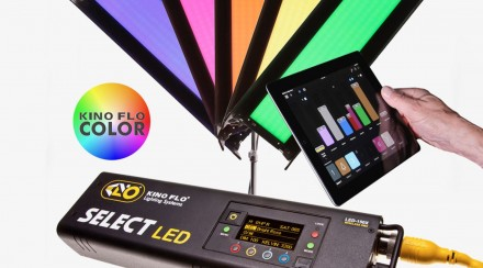 Kinoflo select 31 Color-LED